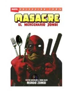 MASACRE: EL MERCENARIO...