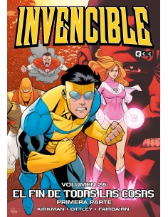 INVENCIBLE VOL. 26: EL FIN...