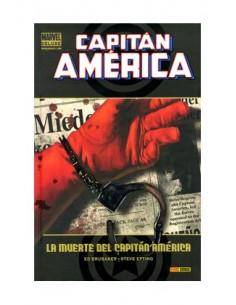 CAPITAN AMERICA 05: LA...