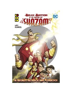 BILLY BATSON Y LA MAGIA DE...