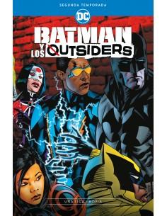 BATMAN Y LOS OUTSIDERS:...