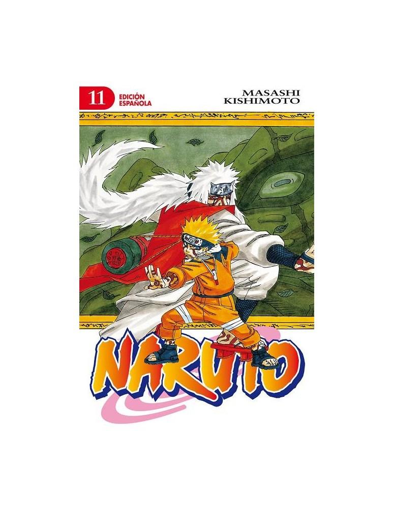 NARUTO Nº11/72