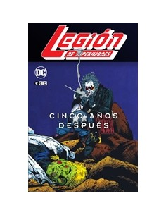 LEGION DE SUPERHEROES: 5...