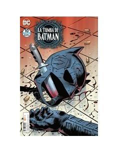 LA TUMBA DE BATMAN 10 DE 12