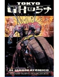 TOKYO GHOST 1: EL JARDIN...