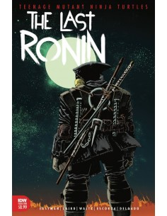 TMNT THE LAST RONIN 1 (2ND...