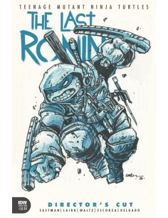 TMNT THE LAST RONIN 1 -...