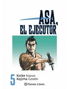 ASA EL EJECUTOR 5 DE 10