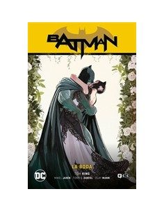 BATMAN VOL. 10: LA BODA...
