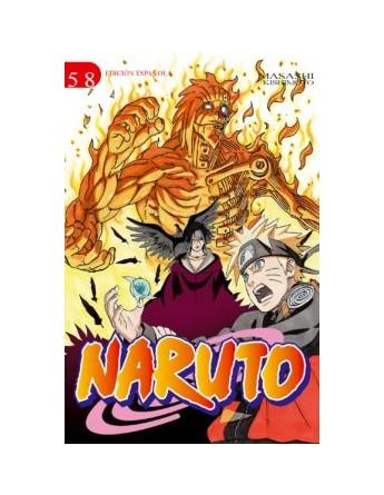 NARUTO Nº58/72