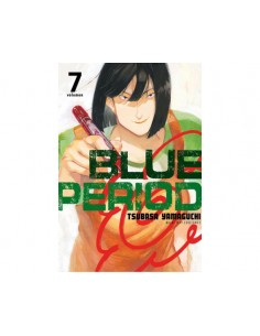 BLUE PERIOD Nº 07