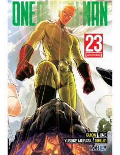 ONE PUNCH-MAN Nº 23