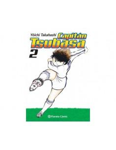 CAPITAN TSUBASA 02 DE 21
