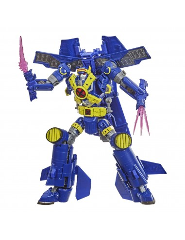 Transformers x Marvel X-Men Animated...