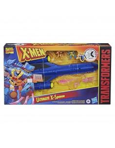 Transformers x Marvel X-Men...