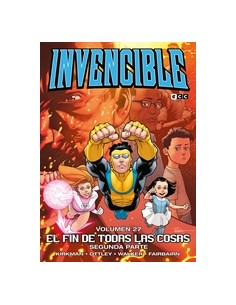 INVENCIBLE VOL. 27: EL FIN...
