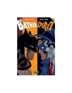THE SPIRIT 0: BATMAN/THE...