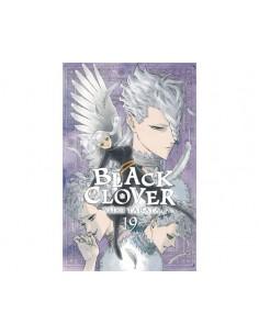 BLACK CLOVER Nº 19