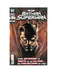 PRECOMPRA- BATMAN/SUPERMAN 15