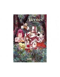 HEROES. DE INIO ASANO