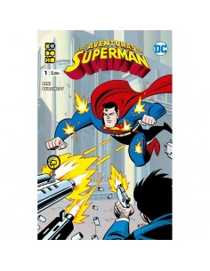 LAS AVENTURAS DE SUPERMAN 01