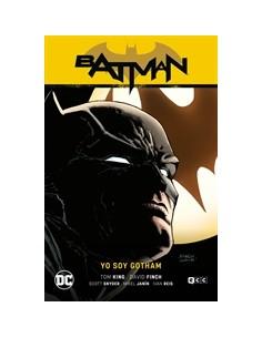 BATMAN VOL. 01: YO SOY...