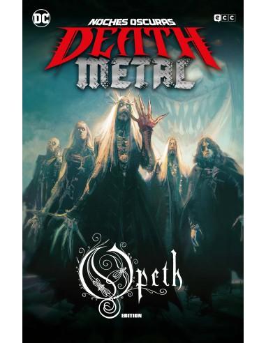 NOCHES OSCURAS: DEATH METAL NÚM. 4...