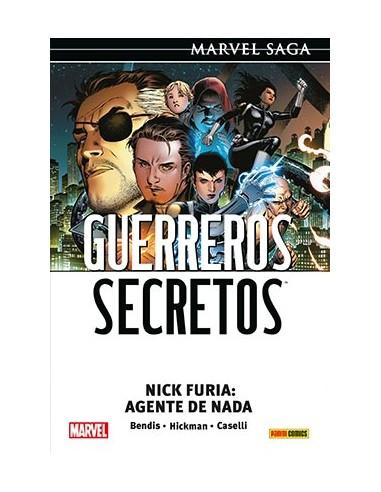 GUERREROS SECRETOS 01. NICK FURIA...