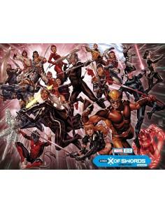 X OF SWORDS CREATION 1 USA...