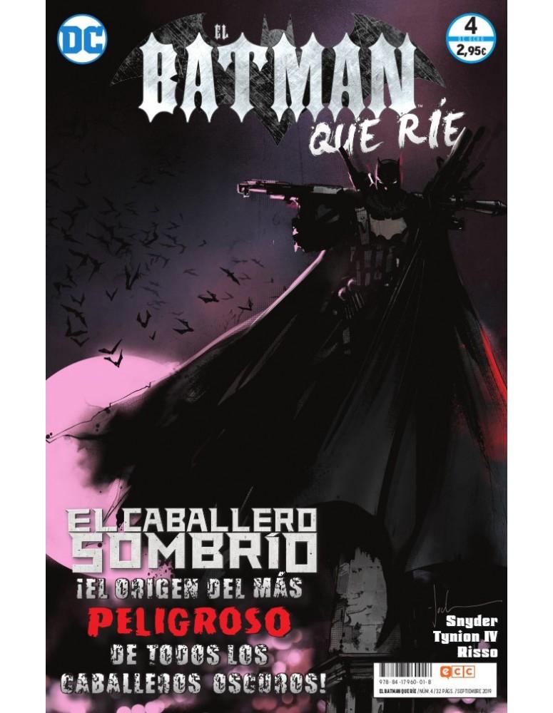 EL BATMAN QUE RÍE Nº 04