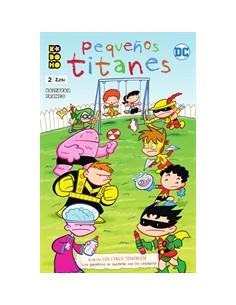 PEQUEÑOS TITANES 03
