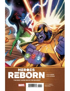HEROES REBORN 4 (OF 7) USA
