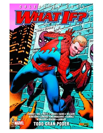 WHAT IF: TODO GRAN PODER