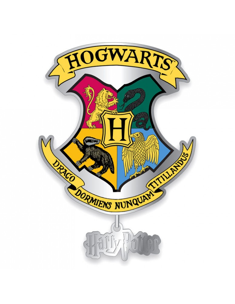 Llavero Hogwarts Harry Potter
