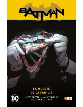 BATMAN: LA MUERTE DE LA...