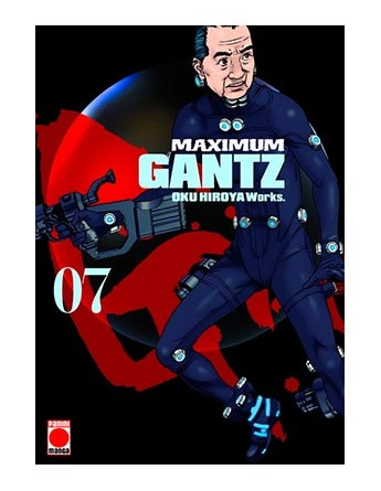 MAXIMUM GANTZ Nº 07