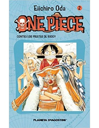 ONE PIECE Nº 02