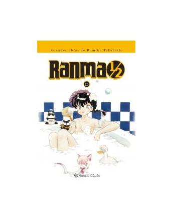 RANMA 1/2 Nº15