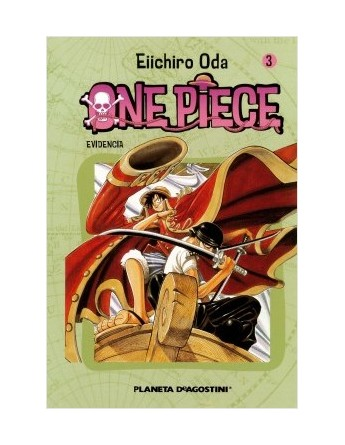 ONE PIECE Nº 03