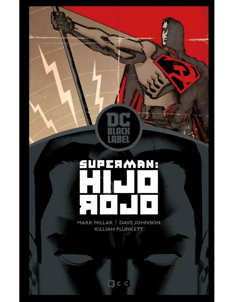 DC BLACK LABEL - SUPERMAN: HIJO ROJO