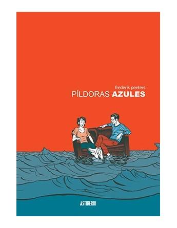 PILDORAS AZULES (CARTONÉ)