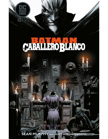 DC BLACK LABEL: BATMAN...