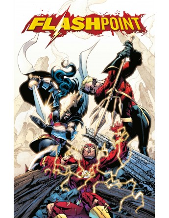 FLASHPOINT XP VOL 03 de 04