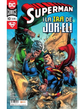 SUPERMAN Nº 10 / 89