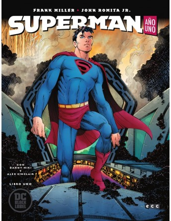DC BLACK LABEL: SUPERMAN...