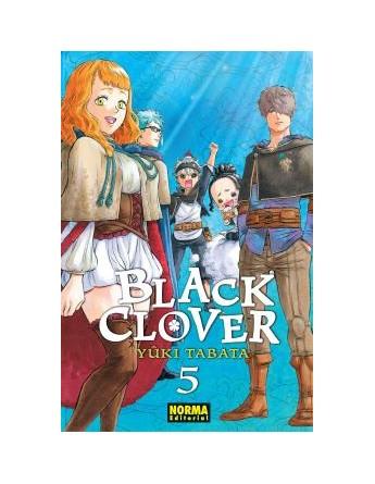 BLACK CLOVER Nº 05