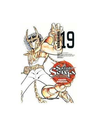 SAINT SEIYA Nº 19