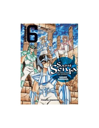 SAINT SEIYA Nº 06