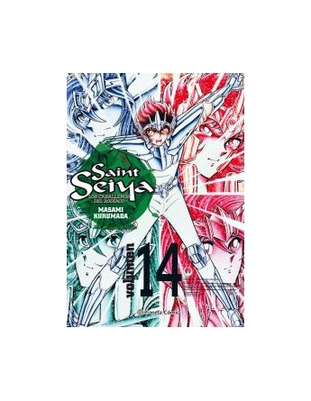 SAINT SEIYA Nº 14