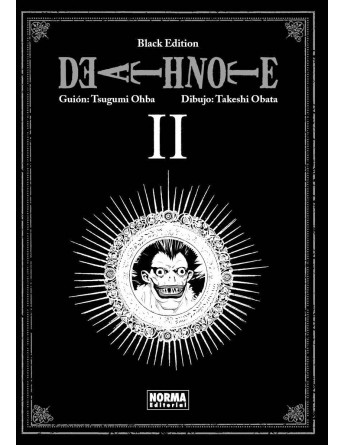 DEATH NOTE BLACK EDITION Nº 02